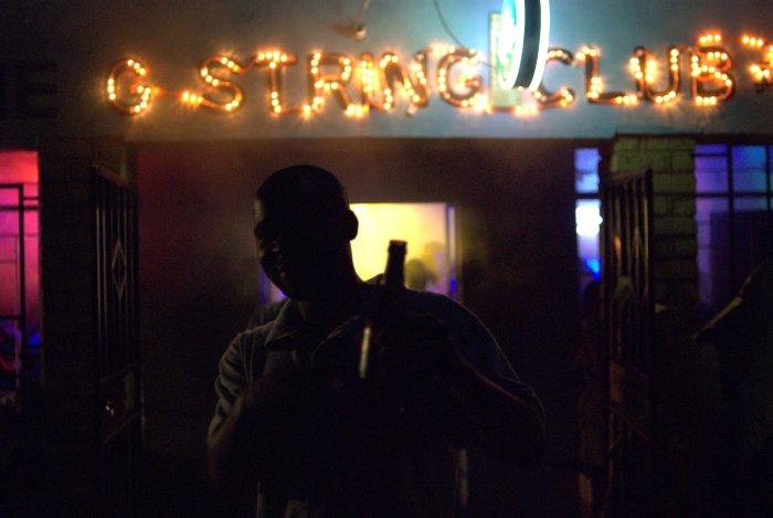 G-string club